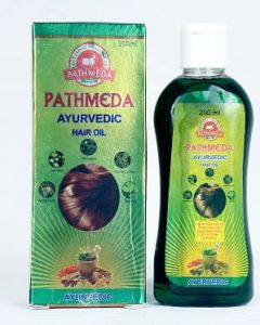 Pathmeda Gau Amrita Hair Oil (200 ml)