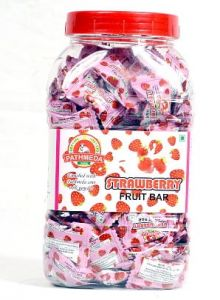 Pathmeda Jally Strawberry Jar (1 tin )