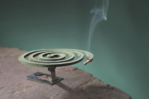 Image result for mosquito coil