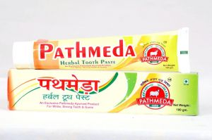 Pathmeda Herbal Tooth Paste